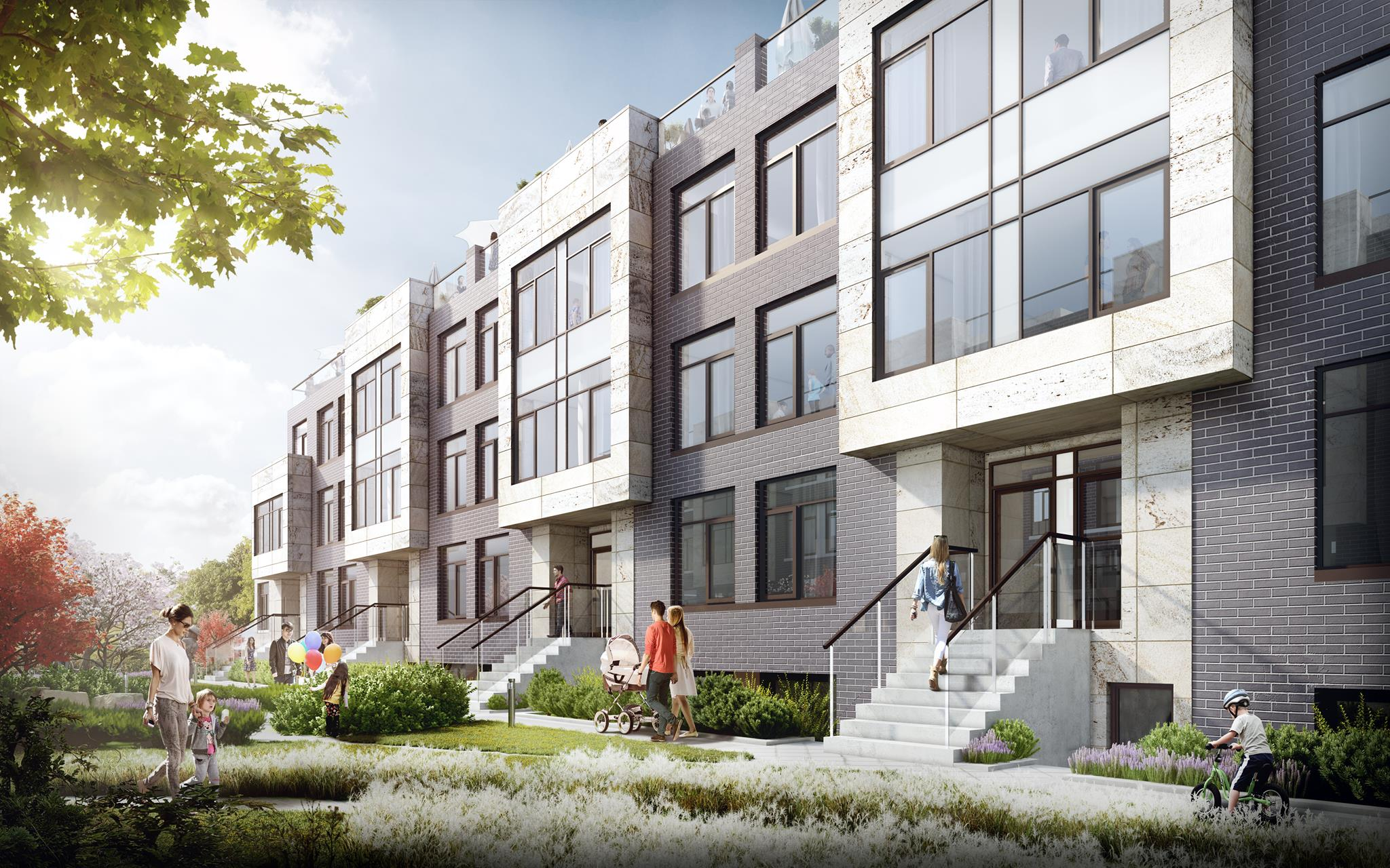 OPAL URBAN TOWNHOMES
